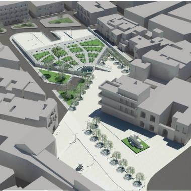 Riqualificazione Piazza Aldo Moro Polignano a Mare